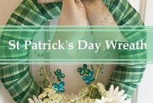 Seasonal: St Patrick's Day Crafts & Treats / Crafts, Desserts, Treats and Decor for St Patrick's Day