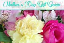 Seasonal: Mother's Day Crafts/ Gifts/ Activities/Food / Crafts. Gift Ideas and Activities for Mother's Day