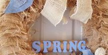 Seasonal: Spring Decor & Crafts
