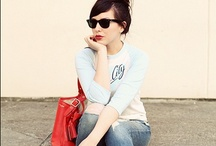 Style Closet: Summer/Spring / Rockabilly, retro, vintage, classic, tailored, and rock n' roll / by Amanda N.
