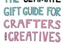 Inspiring Crafts Information / Useful sites, articles, video for crafters and artists.