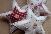 Holidays: Christmas / Christmas DIY for ornaments, gift wrapping, gift making, desserts and others