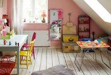 Nurseries / Whimsical spaces for wee people. / by Liberty K Organizing