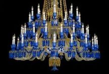 Spectacular Chandliers & Lamps / by Toni Johnson