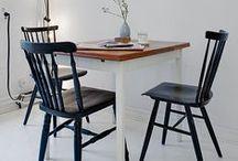 Inspiration / Inredningsinspiration med utgångspunkt från Furniturebox' sortiment.