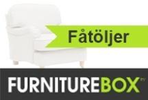 Våra fåtöljer / Fåtöljer från Furniturebox.