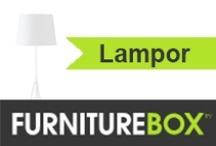 Våra lampor / Lampor och belysning från Furniturebox.