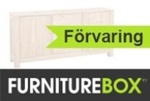 Vår förvaring / Förvaringsmöbler från Furniturebox