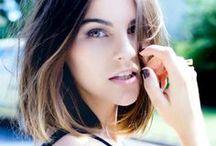 Medium Length Hair / Gorgeous looks and beauty inspiration for medium length hair.