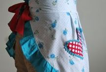 My Style ~ Aprons  / by Darci Brown