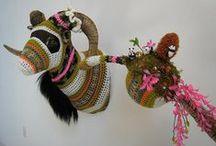 Yarn Over / Knitting, crochet, weaving, tapestry, all things yarn related.