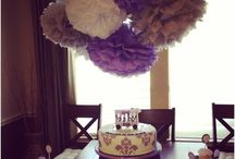 Baby Shower / Gender Reveal / by Ashley Brown