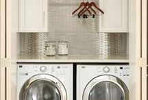 Home Decorating ~ Laundry Rooms / by Darci Brown