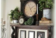 Home Decorating ~ Arrangements  / by Darci Brown