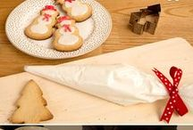 Winter Wonderland / Easy recipes, decorations and gift ideas to make your holiday season flawless!  / by UnileverUSA