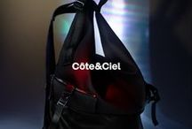 Côte&Ciel Spring Summer 2015 Campaign / Art Direction by Nicolás Santos. Photography by Benjamin Lennox.  www.coteetciel.com