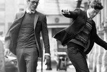 〔   Men's fashion   〕 / by amu co