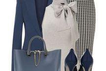 Outfits / Conjuntos de ropa para diferentes ocasiones
