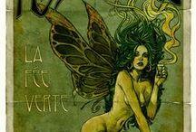 Absinthe, La Fée Verte