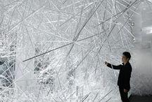 〔  Installation art  〕 / Olafur Eliasson / Leandro Erlich / Christian Boltanski / 蔡 國強 / James Turrell / Donald Judd / Jan Fabre /