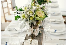 Table Settings / by Mindy (Rindy Mae)