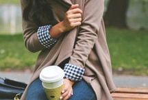 Fall. / Outfits for fall.