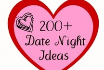 Date ideas / by Emily Hullet