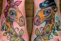Tattoos / by Angela