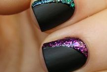 [ Diana's Nail Art, Manicure, Pedicure & Nail Polish ] / Nails Nails Nails! Awesome Nail Art Designs For Your Inspiration! I guess you can tell I LOVE nail polish :-)  If you are looking for high quality nail pictures, this is THE BOARD! :-) / by Diana Nidwitz