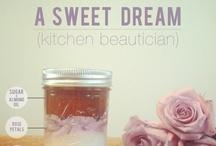 DIY (Beauty Recipes) / NATURAL / by Tähm·uh·ruh Tãm∙ē Designs