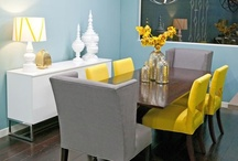 ▣ Home Decor {Dining Room}