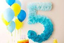 Evie's Birthday / by Carla Adkins
