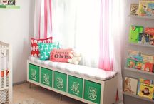 New House - Playroom Ideas / by Sara Erskine