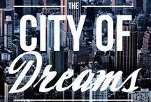 New York / It's all about the city of dreams New York!  #ny  / by Hazim Alradadi