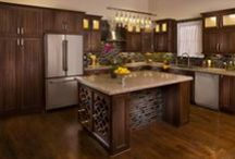 Dream Kitchens / Top of the line products in top of the line kitchens.