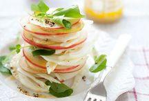 Recipes-Salads / Salad recipes, dressings, side salad dishes