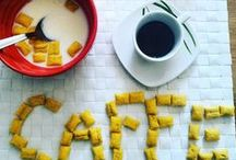 Colazione e Buonumore / Il buongiorno si vede dalla colazione.  Starting from breakfast