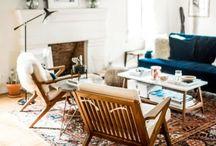 Living Room / Living room furniture, decor, main room