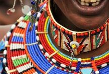 African Arts & Crafts / The Diverse Blend of Cultures and Influences of Ethnic Tribes make for a Creativity that will never disappoint