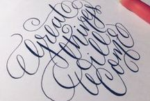 Handlettering & Pretty Fonts