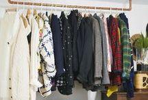 The Closet / by Kerry @ Walkins Wanders