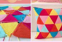 crochet/haken / by Maartje