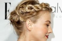 Hair / Hair Inspiration for everyday and special occasions. Beautiful cuts and hair color