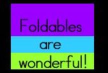 Foldables and Printables