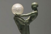 Art:  Art Deco / Examples of Art Deco objects / by Sandy Meadors