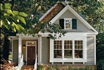 Curb Appeal / Beautiful homes and yards
