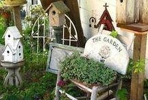 Garden Ideas & Hints / by Vicki Rich