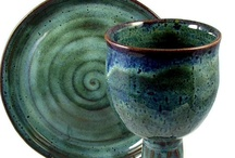 Art:  Clay--Dinner Sets / by Sandy Meadors