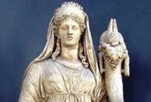 Ancient Statues of all kinds / Goddesses, statues / by Sandy Meadors