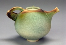 Art:  Clay--Teapots, Pitchers 2 / by Sandy Meadors